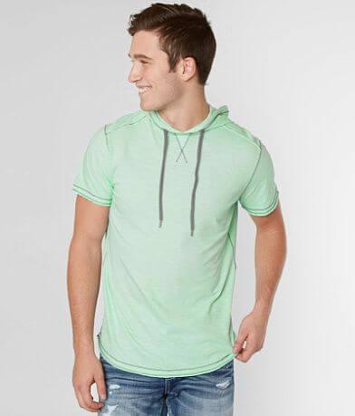 BKE River Wash Hooded T-Shirt