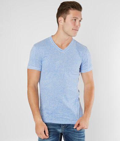 BKE Reverse V-Neck T-Shirt