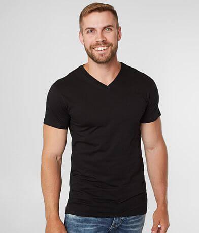BKE Basic Extended V-Neck T-Shirt
