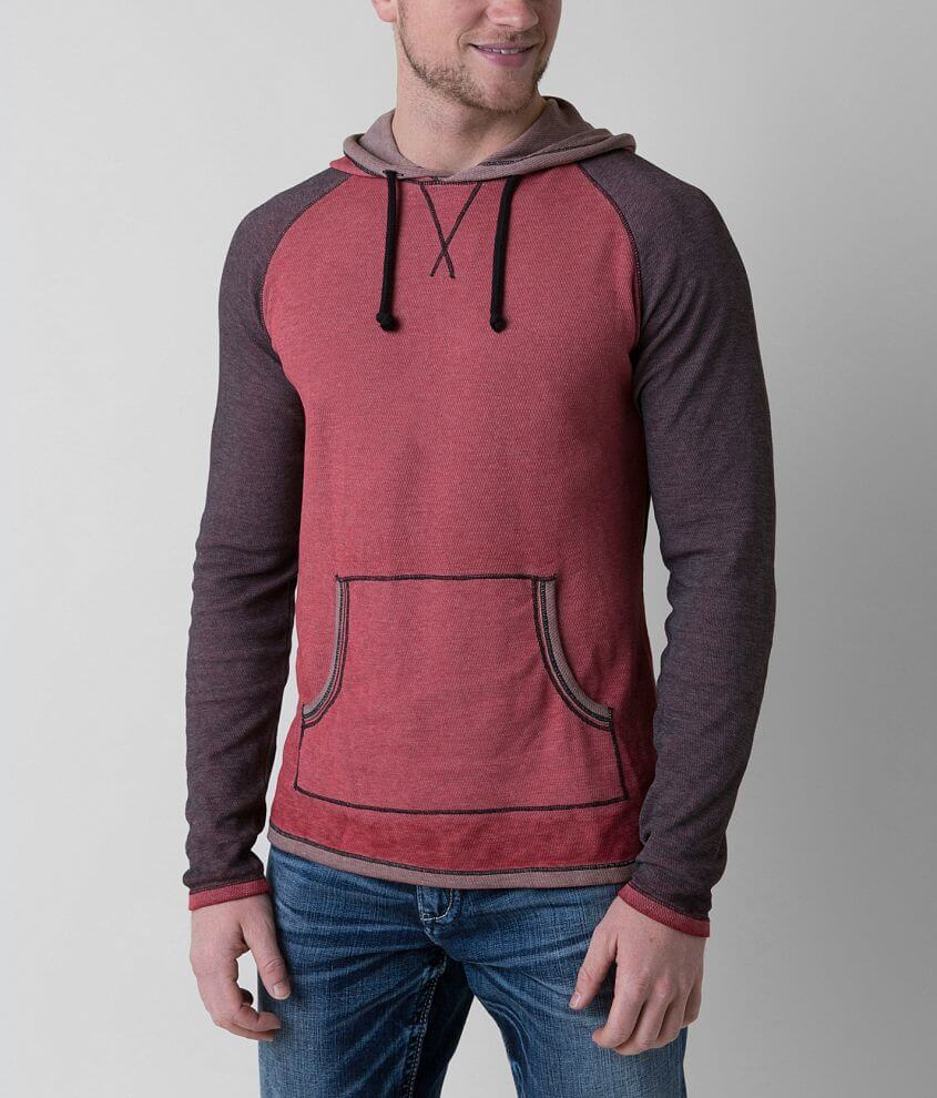 BKE Mairmont Thermal Hoodie front view