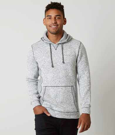 BKE Pieced Stretch Sweatshirt