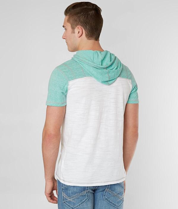 Hooded Shirt BKE BKE T Garrison Garrison zUqxZOBYx