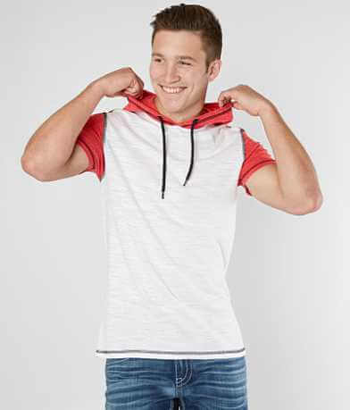 BKE Garrison Hooded T-Shirt
