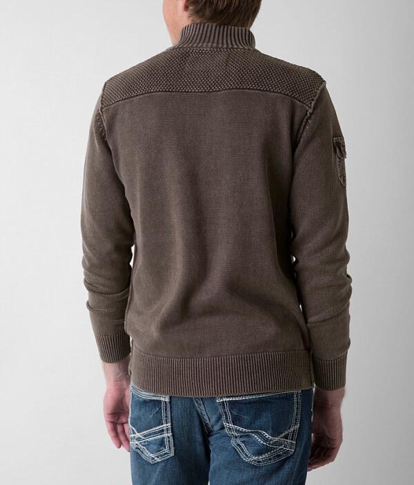 Greenbelt BKE Greenbelt BKE Henley Sweater qzFEF0