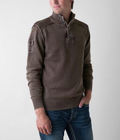 BKE Greenbelt Henley Sweater