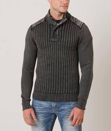 BKE Anderson Henley Sweater