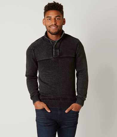 BKE Kingsport Henley Sweater