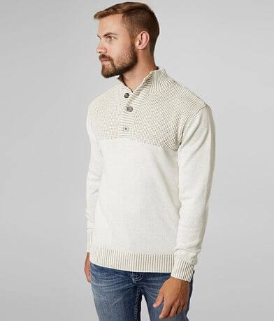 BKE Jaguar Henley Sweater