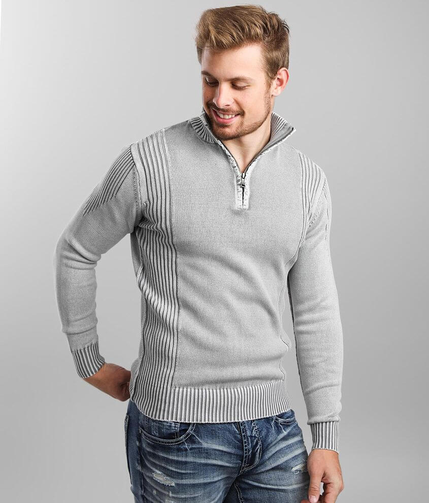 BKE Miller Pullover Sweater front view
