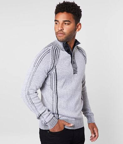 BKE Miner Henley Sweater