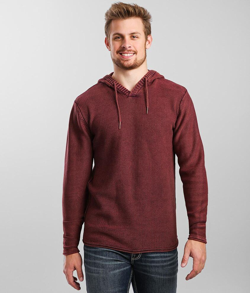 BKE Joshua Hooded Sweater front view