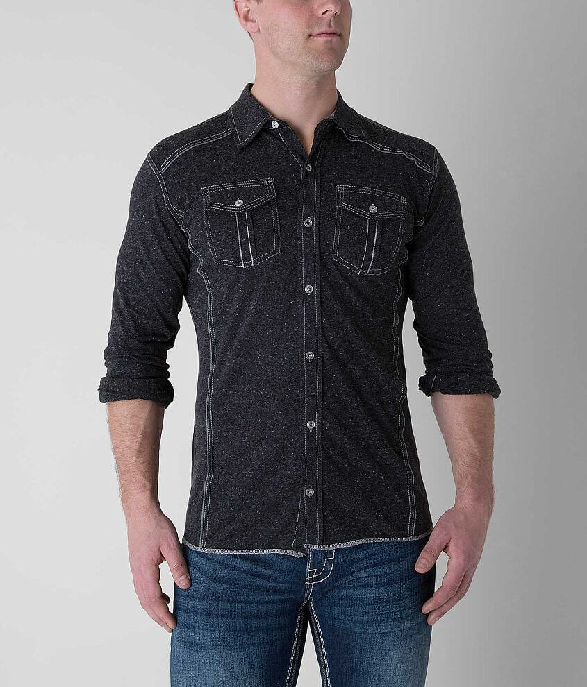 BKE Knit Shirt front view