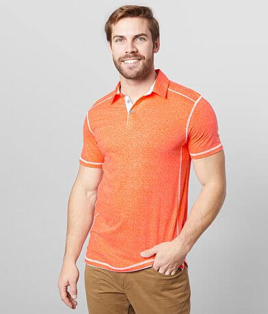 BKE Mixed Yarn Polo