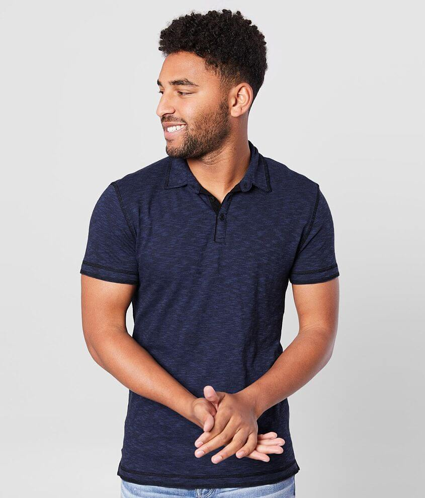 BKE Knit Polo front view