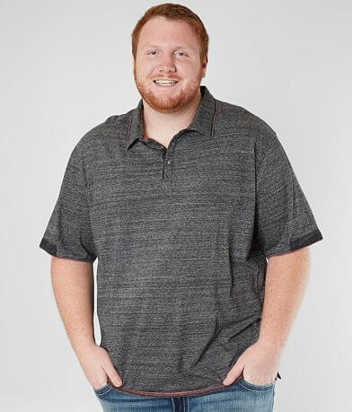 BKE Conner Polo - Big & Tall