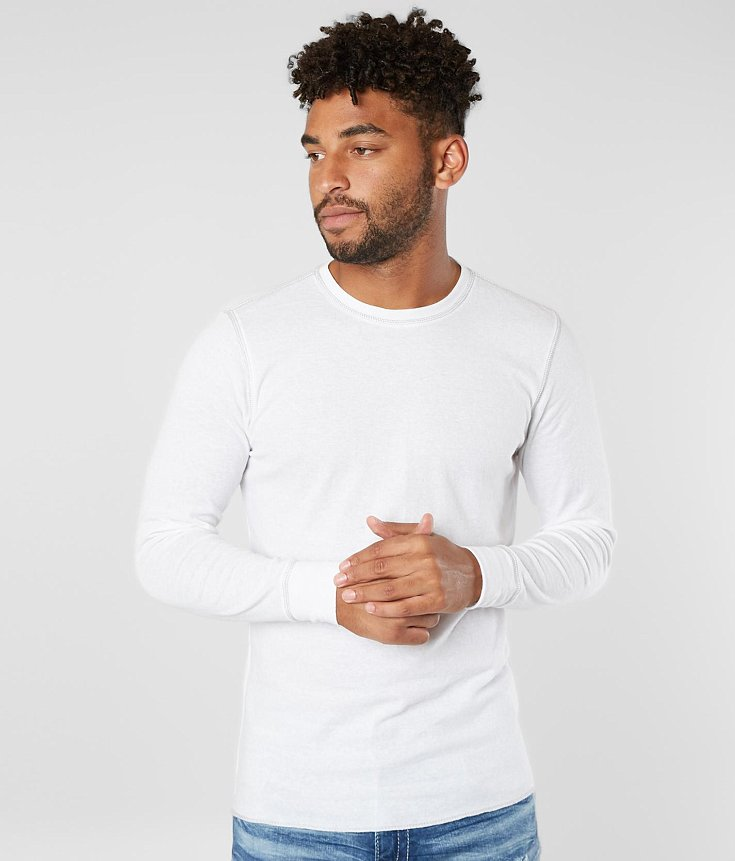 Reclaim Reclaim Reclaim Reclaim Reclaim Drop Needle Thermal Shirt | Top and Clothing