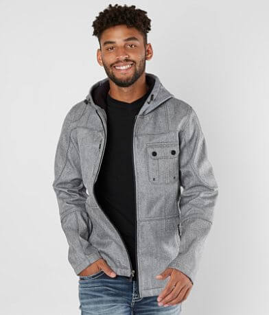 BKE Herringbone Softshell Jacket