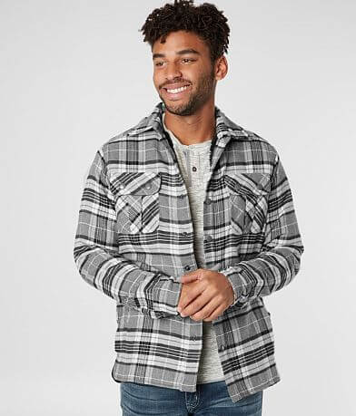 BKE Plaid Flannel Jacket