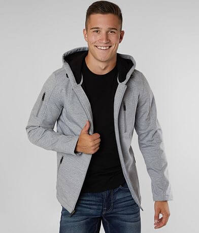 BKE Softshell Hooded Jacket