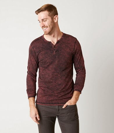 Buckle Black Born Live Henley