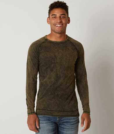 Buckle Black Acid Wash T-Shirt
