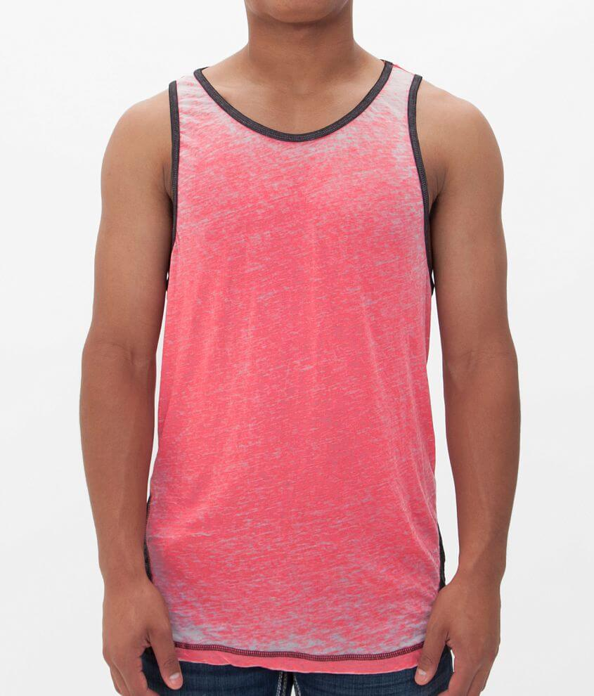 Buckle Black Days Night Tank Top front view
