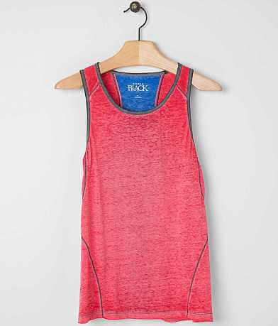 Buckle Black West Tank Top