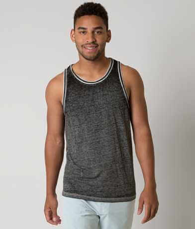 Buckle Black Space Tank Top