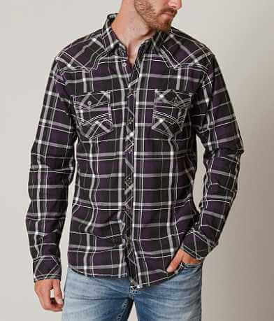 Buckle Black Wouldn't Run Stretch Shirt