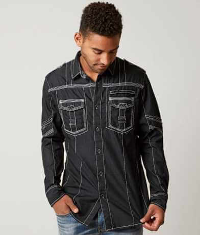 Buckle Black Will Rock Shirt
