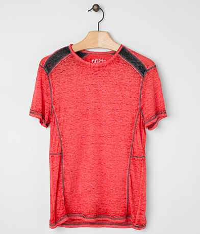 Buckle Black Stand Up T-Shirt