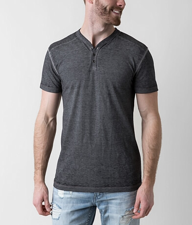Buckle Black Crosscity Henley