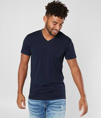 Buckle Black Burnout T-Shirt
