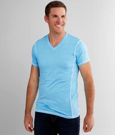 Buckle Black Tripunto Burnout T-Shirt