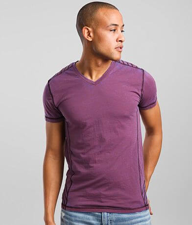 Buckle Black Burnout T-Shirt
