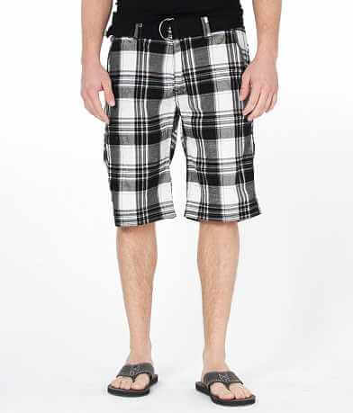 Buckle Black Part Cargo Short