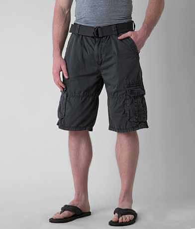 Buckle Black Movement Cargo Short