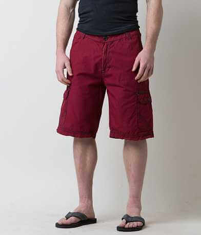 Buckle Black Fire Cargo Short