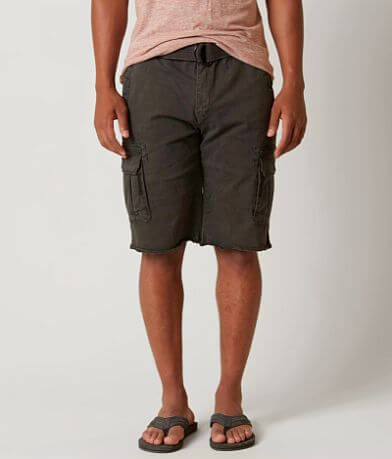 Buckle Black Smash Cargo Short