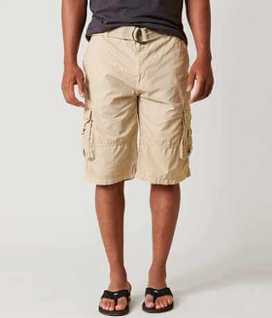 Buckle Black Bright Cargo Short