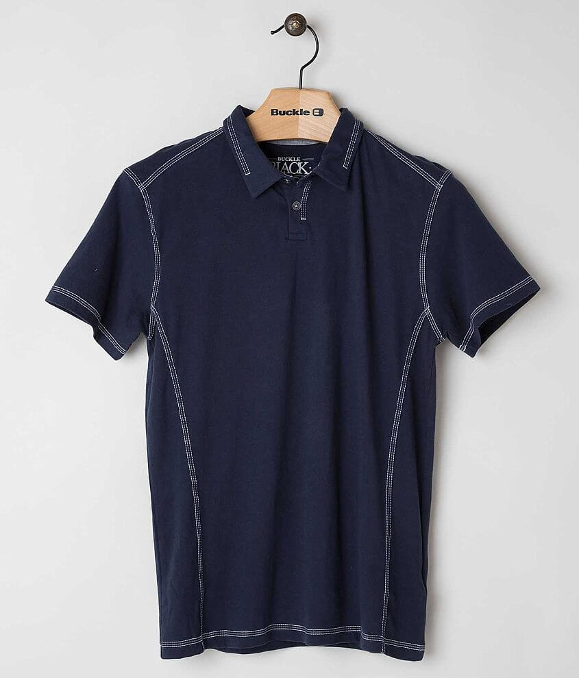 Buckle Black Way Polo front view