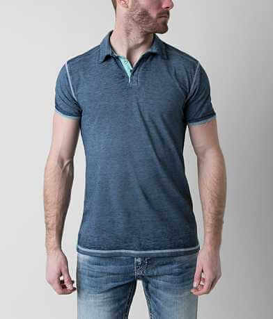 Buckle Black Stand Tall Polo