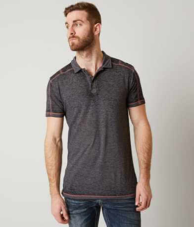 Buckle Black Unafraid Polo