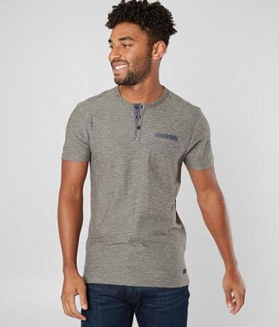 Outpost Makers Pocket Henley