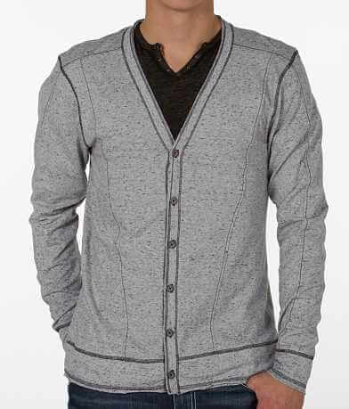 BKE Vintage Nubby Cardigan Sweater