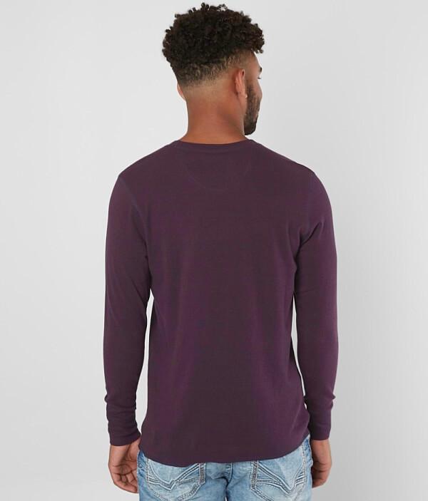 Shirt Reclaim Drop Reclaim Drop Needle Drop Thermal Reclaim Needle Thermal Shirt CqTvPp