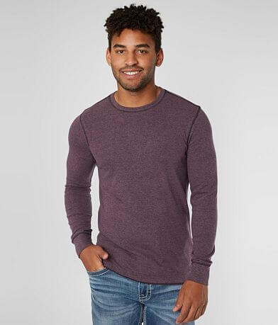 Reclaim Drop Needle Thermal Shirt