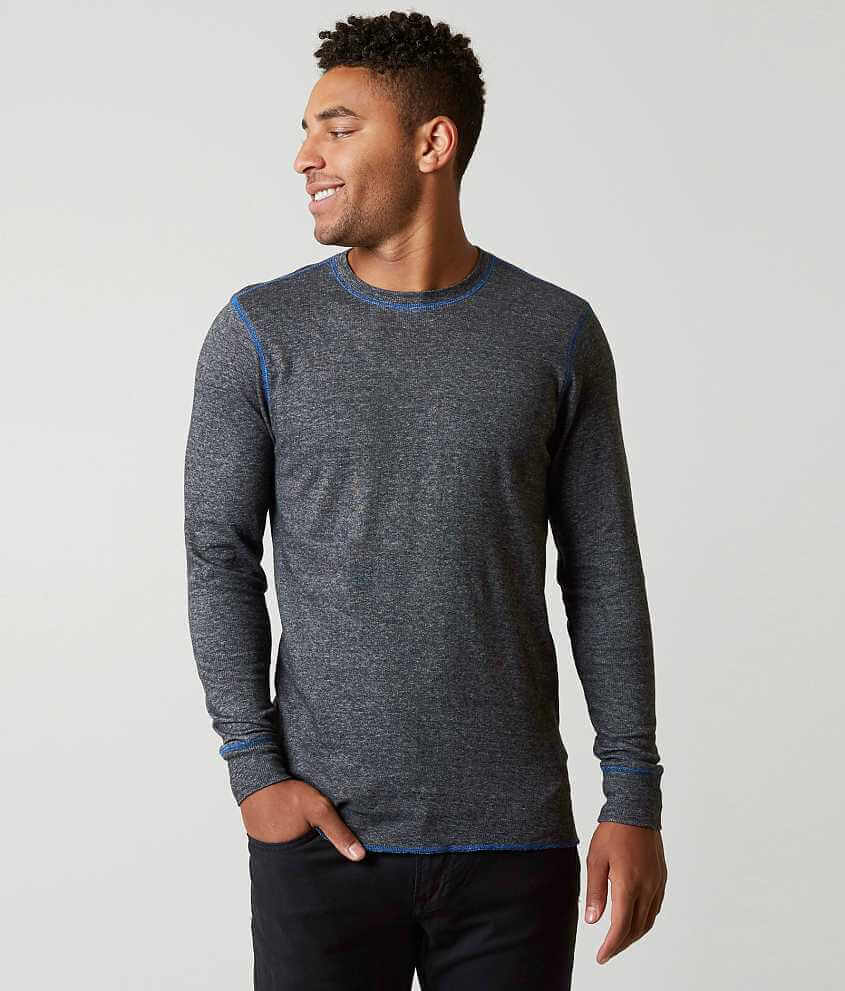 Reclaim Drop Needle Thermal Shirt | Top and Clothing