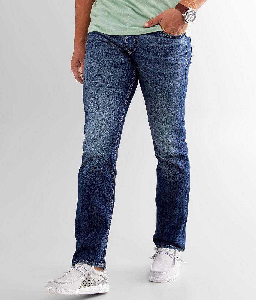 Reclaim Slim Straight Stretch Jean front view