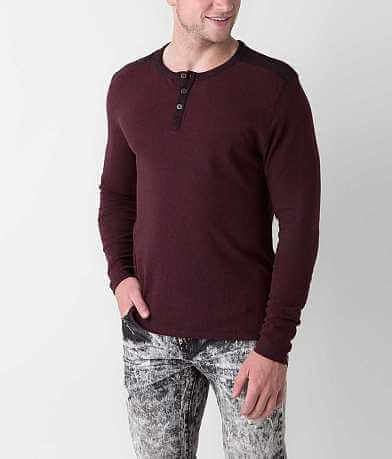 Reclaim Drop Needle Thermal Henley